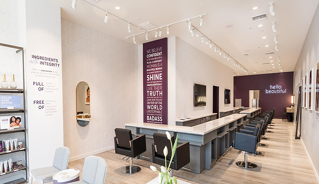 New California Color Bar Has Visions of Making Beauty A Breeze in Texas